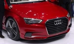 Кабриолет Audi A3 дебютирует во Франкфурте
