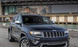 Новая версия Jeep Grand Cherokee теперь в России