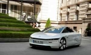 Volkswagen XL1 стал самым дорогим автомобилем марки