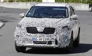 Kia проводит открытое тестирование Sorento нового поколения