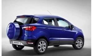Ford будет продавать EcoSport через социальную сеть Facebook