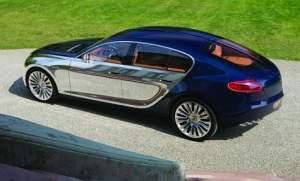 Bugatti думает отказаться от производства Galibier
