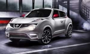 Nissan смог продать почти 4 тысячи Juke Nismo
