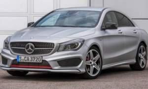 Mercedes-Benz выпустил гоночный CLA