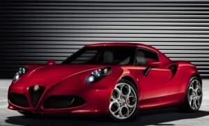 Alfa Romeo собирается ограничить количество 4C