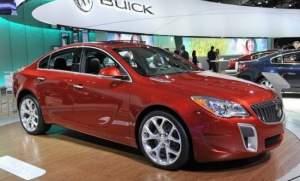 Появились цены на новый Buick Regal