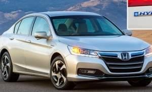 Honda раскрыла подробности гибридного Accord