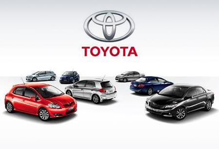 Toyota определяет психику водителя.