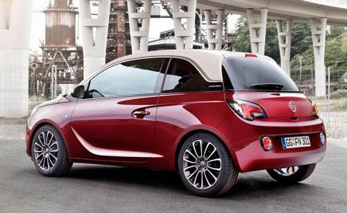 Фотошпионы рассекретили новое авто от Opel.