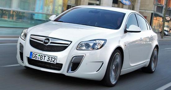 Новый Opel Insignia составит конкуренцию премиум сегменту.