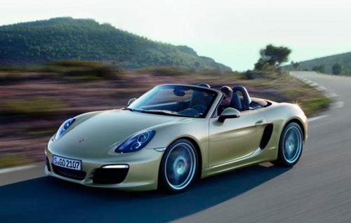 Планы на будущее компании Porsche.