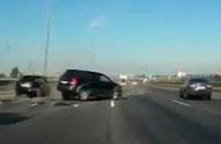 Видео с ДТП 2012 года.