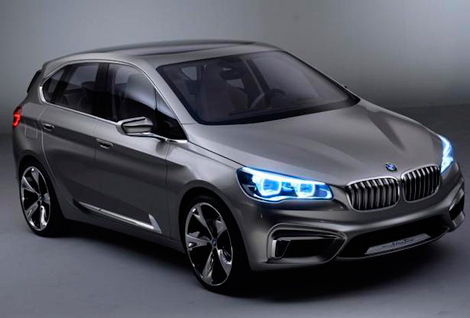 Автомобиль BMW Concept Active Tourer