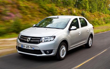 Обновленный Renault Logan (Dacia Logan 2) будет представлен в Париже.