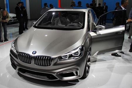 Первый переднеприводный BMW.