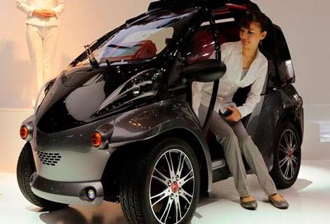 Toyota произведет новый концепт-кар.