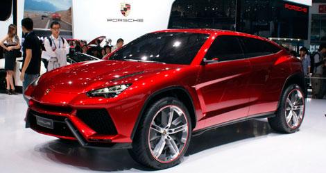 Volkswagen откладывает выход внедорожников Bentley и Lamborghini.