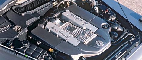 Новое семейство экомоторов Mercedes-Benz.