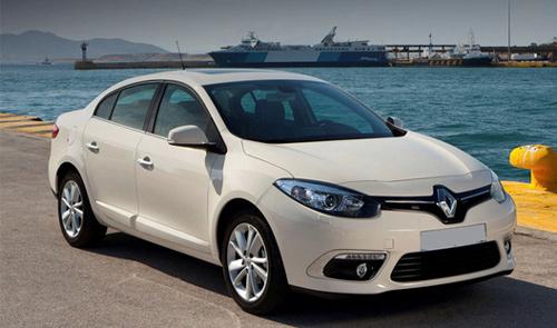 Обновленные версии Symbol и Fluence представила компании Renault.