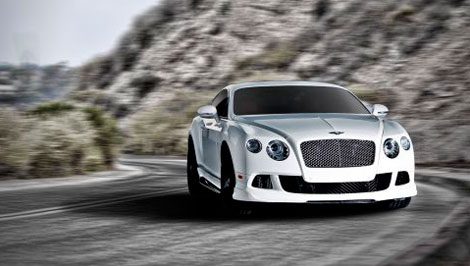 Bentley Continental BR-10.