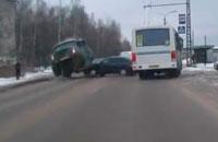 Жуткая авария в Коврове.
