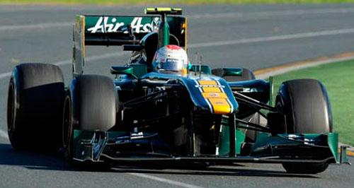 Сезон-2013 отрывает команда Lotus F1