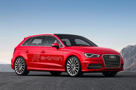 Audi перевела модель A3 на синтетический метан