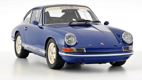 Porsche отпразднует юбилей 911