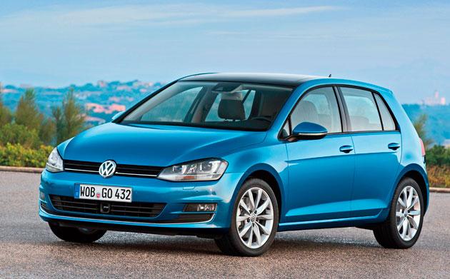 И снова Volkswagen - автомобиль года!