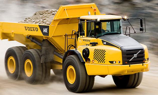 Самосвалы – мобильные и практичные грузовые автомобили
