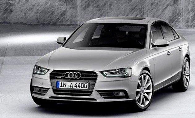 Обновленная Audi A4