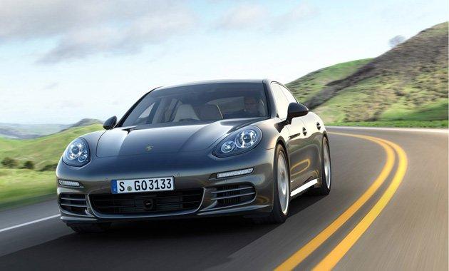 Porsche Panamera прибавил в длине