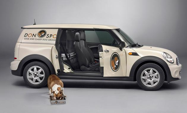 Mini Clubvan – не все, что маленькое – не практичное