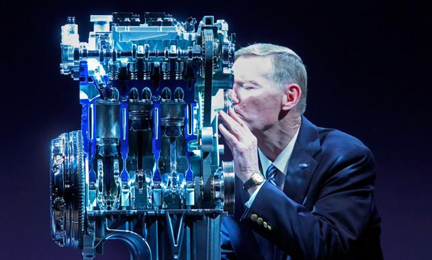 Пополнение в семействе двигателей Ecoboost
