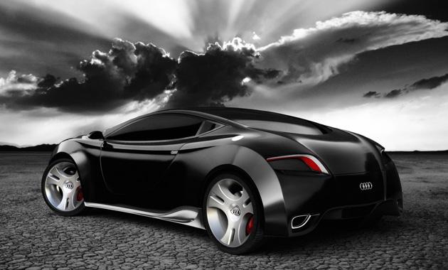 В Audi назревает революция дизайна
