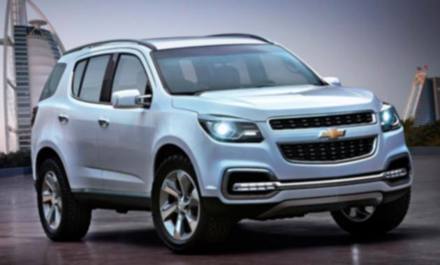 На «Джи Эм  Авто» будет производится сборка Chevrolet Trailblazer