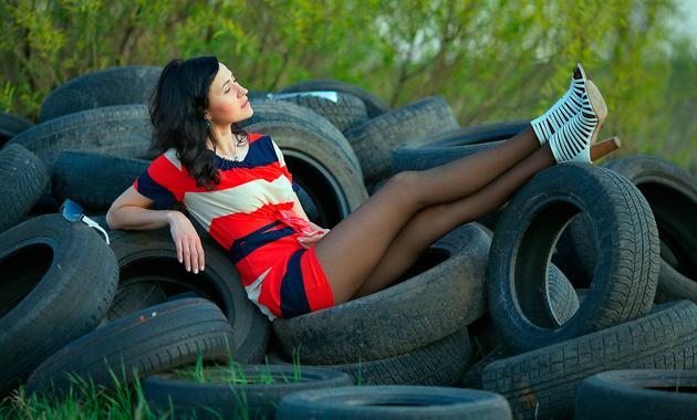 Новые шины или резина б/у: делаем правильный выбор