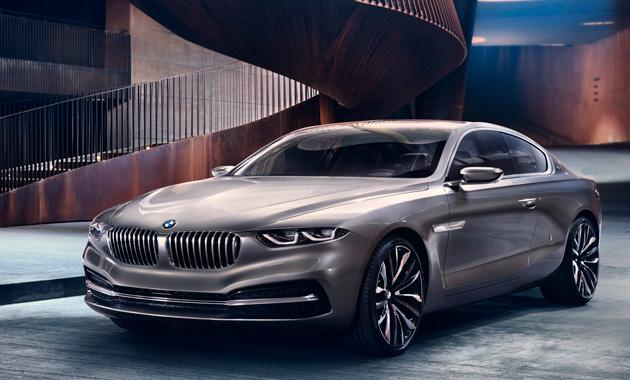 Совместный продукт BMW и Pininfarina - Gran Lusso