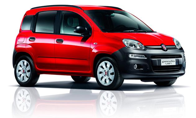 Fiat Panda превратится в кроссовер