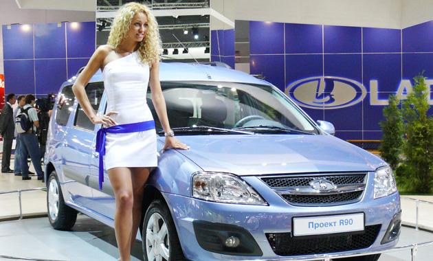 Lada Largus - автомобиль с высоким спросом