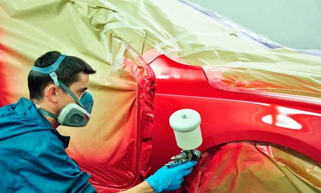 Красим машину сами. Что необходимо купить для самостоятельной покраски автомобиля?