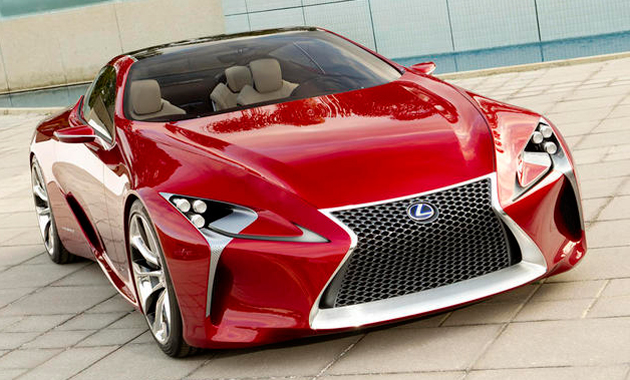 Lexus SC вернут к жизни