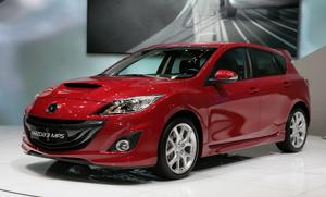 Mazda оснастит спецверсию MPS другим двигателем