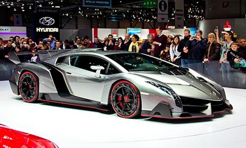 Lamborghini Veneno станет кабриолетом