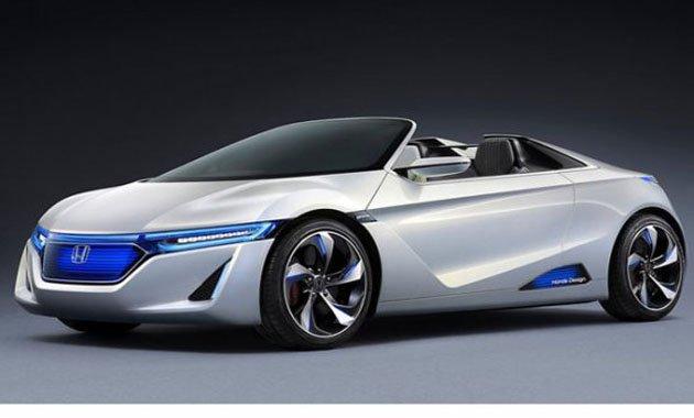 Honda планирует создать небольшой спортивный автомобиль до 2015 года?