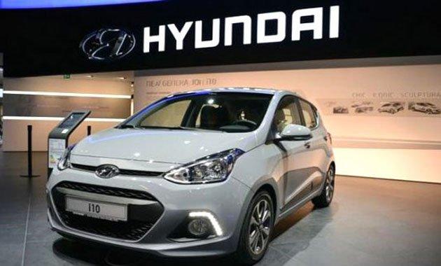 Hyundai снижает стоимость нового i10