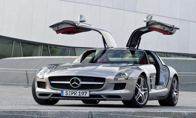 ����� Mercedes: ���������� Mini �� �����, SLS �������� � ��������� ����?