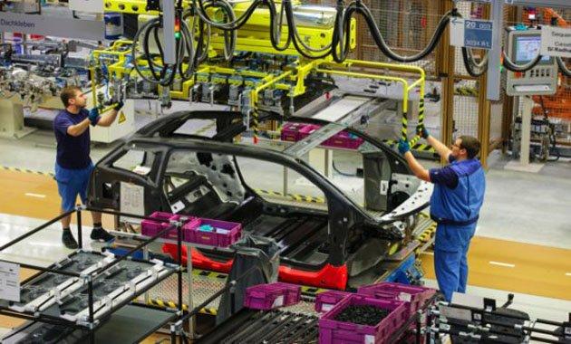 BMW i3: начало серийного производства