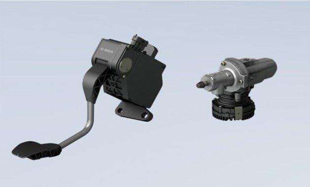 Bosch eClutch экономит топливо и повышает комфорт