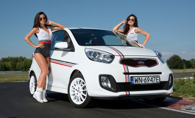 Picanto Kia Lotus Race Limited Edition уже в продаже